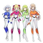 VTuber Morinaka Kazaki dan TRiNITY Membawakan Lagu Penutup Anime Shinkansen Henkei Robo Shinkalion Z 13