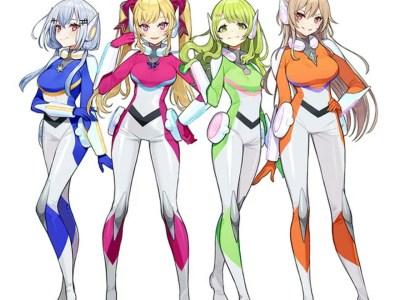 VTuber Morinaka Kazaki dan TRiNITY Membawakan Lagu Penutup Anime Shinkansen Henkei Robo Shinkalion Z 1