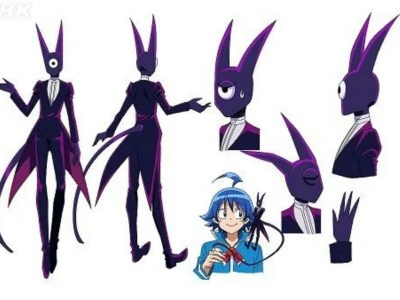 Anime 'Welcome to Demon School, Iruma-kun' Season 2 Diperankan oleh Shinichiro Miki 12