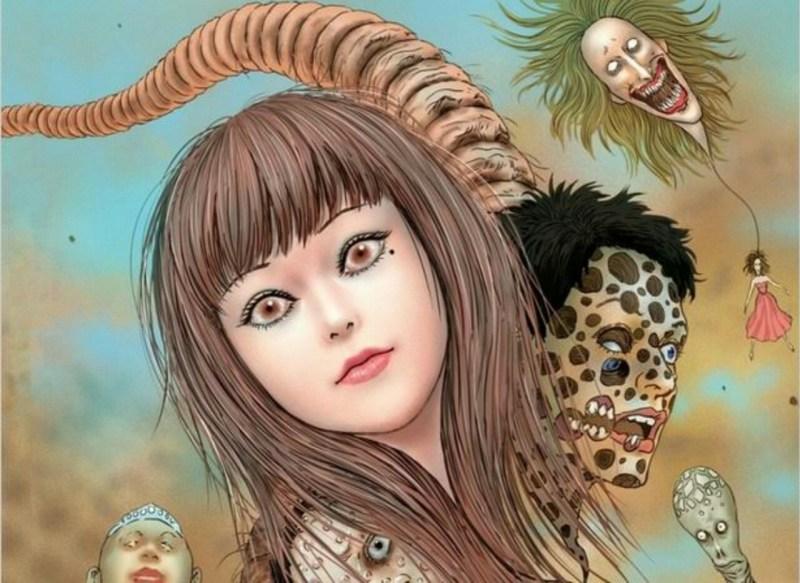 Manga Horor Junji Ito Kesssaku-shū Dapatkan Proyek Anime Baru 1