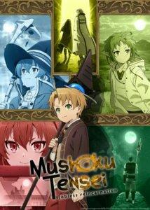Anime Mushoku Tensei: Jobless Reincarnation Diperankan oleh Rie Tanaka dan Houchu Ohtsuka 4