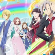 Video Promosi Anime My Next Life as a Villainess: All Routes Lead to Doom! Season 2 Ungkap Seiyuu Lainnya, Staf, Penyanyi Lagu 18