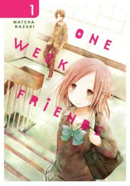 Seri One Week Friends Mendapatkan Manga Sekuel 1