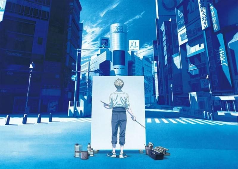Anime The Blue Period. Ungkap Staf dan Visual 1