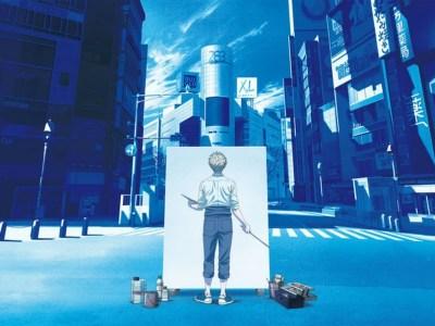 Anime The Blue Period. Ungkap Staf dan Visual 28
