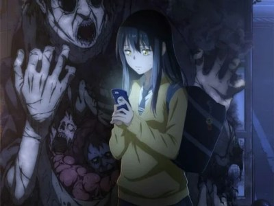 Manga Komedi Horor Mieruko-chan Mendapatkan Anime TV untuk Tahun Ini 1