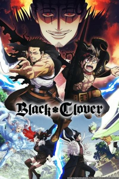 Anime Black Clover Diperankan oleh Nobuhiko Okamoto dan Hiro Shimono 1