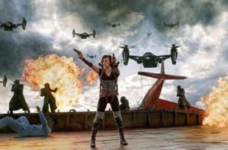 Film Reboot Resident Evil Berjudul Resident Evil: Welcome to Raccoon City 1