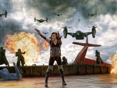 Film Reboot Resident Evil Berjudul Resident Evil: Welcome to Raccoon City 21