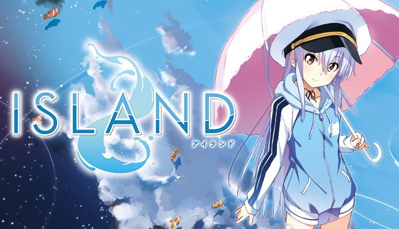 Game Visual Novel ISLAND untuk Versi Nintendo Switch Siap Rilis pada Tanggal 8 April 1