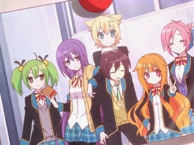 20 Klub Sekolah Teraneh yang Pernah Ada di Anime 66