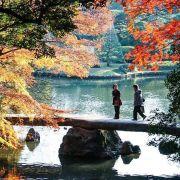 Taman Indah Rikuguen dan Furukawa yang Dilapisi Sejarah di Tokyo 12