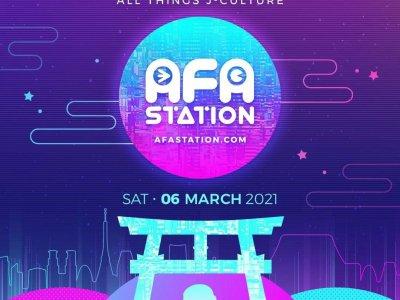 Siaran Perdana AFA Station - J-Culture Entertainment Portal akan Mulai Tayang Perdana pada Tanggal 6 Maret 2021! 7