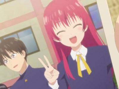 kanojo mo kanojo episode 10 11 12 end terakhir