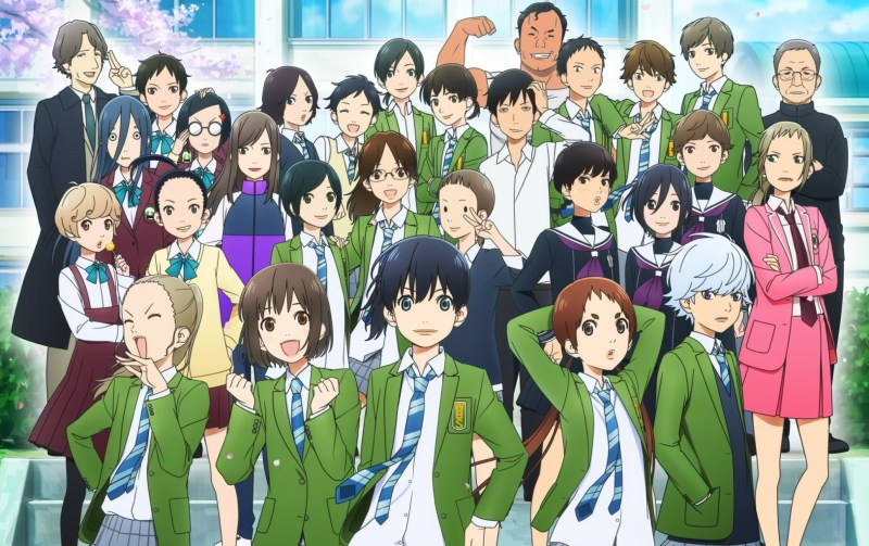 Anime Sayonara Watashi no Cramer Umumkan Kazuhiro Yamaji dan Yumi Uchiyama sebagai Pemeran Tambahan Baru 1