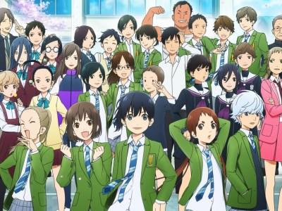 Anime Sayonara Watashi no Cramer Umumkan Kazuhiro Yamaji dan Yumi Uchiyama sebagai Pemeran Tambahan Baru 12