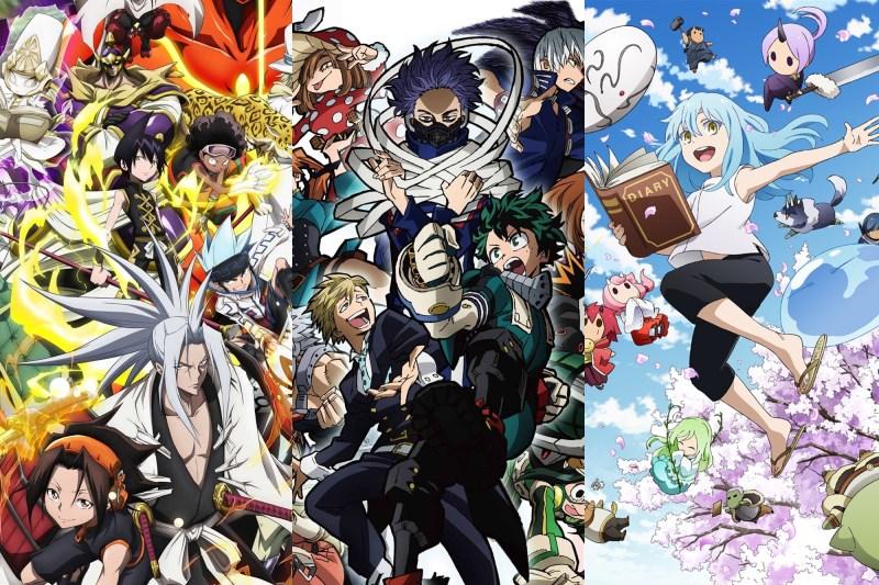 10 Rekomendasi Anime Spring 2021 Mendatang 1