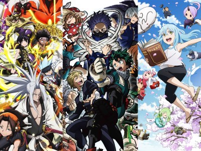 10 Rekomendasi Anime Spring 2021 Mendatang 10