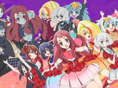 Musim ke-2 Anime Zombieland Saga Siap Tayang pada Tanggal 8 April 7