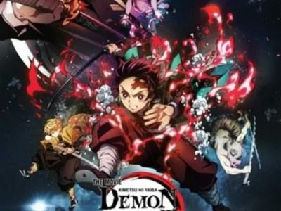 Seorang Pria Didakwa dengan Merekam Film Anime Demon Slayer Secara Ilegal 48