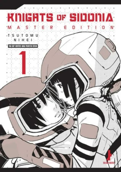 Manga Knights of Sidonia Karya Tsutomu Nihei Akan Mendapatkan Proyek Game 1
