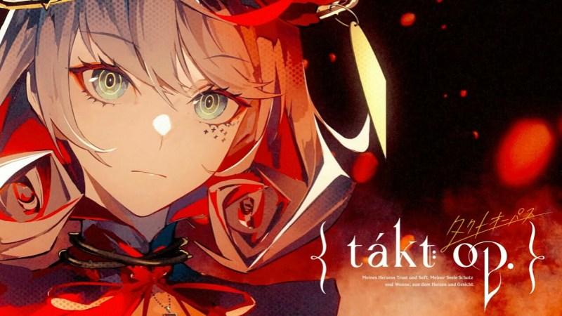 Bandai Namco Arts dan DeNA Umumkan Anime dan Game untuk Proyek Pertarungan Musik Klasik takt op. 1