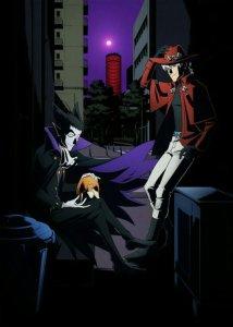 Anime The Vampire Dies in No Time Mengungkapkan 3 Anggota Seiyuu-nya 2