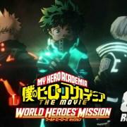Film Anime My Hero Academia Ketiga Mengungkapkan Judul Lengkap dan Tanggal Pembukaannya dalam Teaser Pertama 22