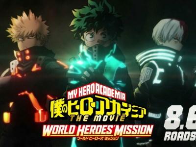 Film Anime My Hero Academia Ketiga Mengungkapkan Judul Lengkap dan Tanggal Pembukaannya dalam Teaser Pertama 29