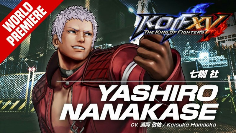 Game The King of Fighters XV Rilis Trailer untuk Yashiro Nanakase 1