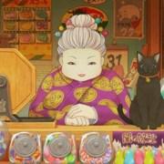 Anime TV Fushigi Dagashiya Zenitendō Diperankan oleh Wataru Takagi dan Ai Fairouz 16