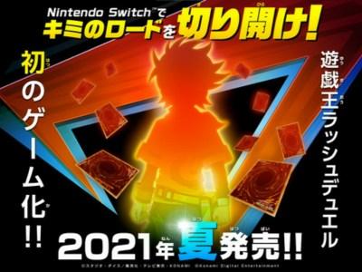Game Yu-Gi-Oh! Rush Duel Besutan Konami Akan Diluncurkan untuk Switch pada Musim Panas Tahun Ini 8