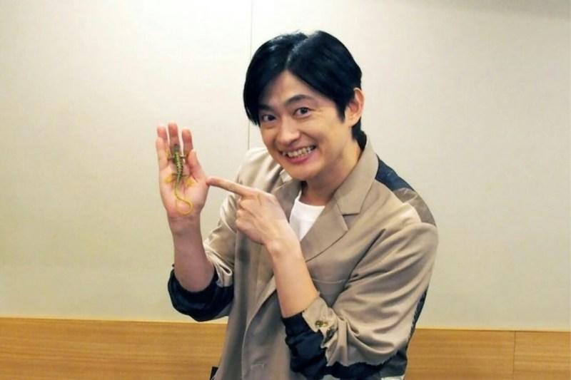 Film Gyokō no Nikuko-san Garapan Studio 4°C Diperankan oleh Hiro Shimono sebagai Kadal dan Tokek 1