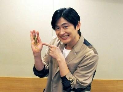 Film Gyokō no Nikuko-san Garapan Studio 4°C Diperankan oleh Hiro Shimono sebagai Kadal dan Tokek 77