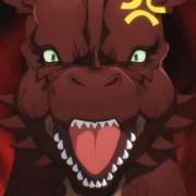Anime Dragon Goes House-Hunting Diperankan oleh Tesshō Genda sebagai Ayahnya Letty 9