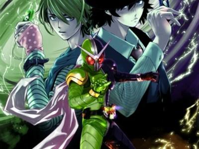 Manga Sekuelnya Kamen Rider W yang Berjudul Fūto Tantei Mendapatkan Seri Anime untuk Tahun 2022 20