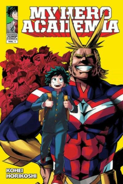 Manga My Hero Academia Berjeda 1 Minggu karena Kesehatan sang Penulis 1