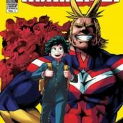 Manga My Hero Academia Berjeda 1 Minggu karena Kesehatan sang Penulis 25