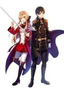 Anime How a Realist Hero Rebuilt the Kingdom Diperankan oleh Moeka Kishimoto dan Masaaki Mizunaka 2