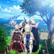 Novel Ringan Skeleton Knight in Another World Mendapatkan Anime TV 7