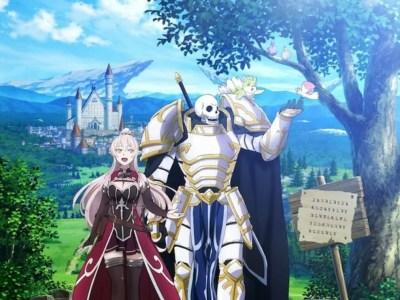 Novel Ringan Skeleton Knight in Another World Mendapatkan Anime TV 58
