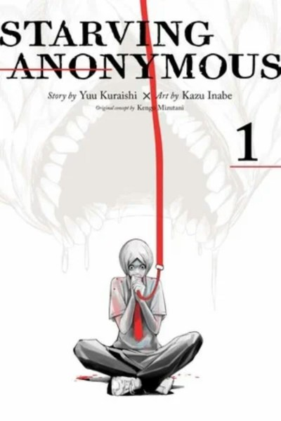Manga Starving Anonymous Mendapatkan Sekuel 1