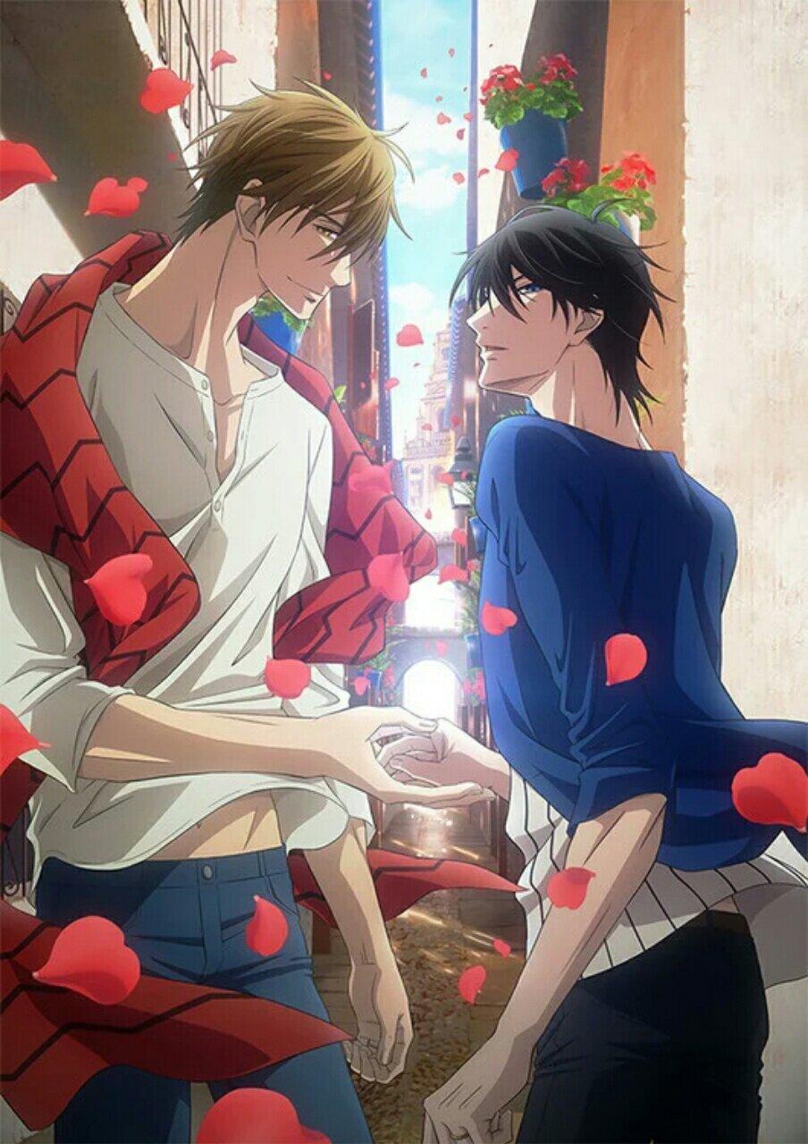 Arc Spain dari Manga BL DAKAICHI Mendapatkan Film Anime untuk Musim Gugur Tahun Ini 2