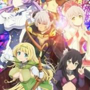 Anime How NOT to Summon a Demon Lord Omega Diperankan oleh Shinnosuke Tachibana 6