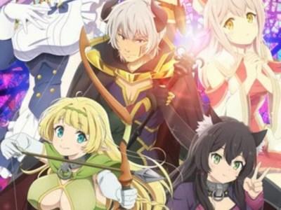 Anime How NOT to Summon a Demon Lord Omega Diperankan oleh Shinnosuke Tachibana 1