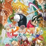 Trailer Lengkap Film Anime The Seven Deadly Sins: Cursed By Light Mengungkapkan Seiyuu Lainnya dan Lagu Tema 18