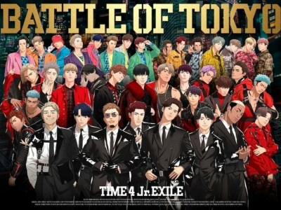 """Anggota Jr.EXILE Berkolaborasi pada Proyek """"Realitas Campuran"""" Battle of Tokyo dari LDH Japan dengan Anime dan Game 25"""
