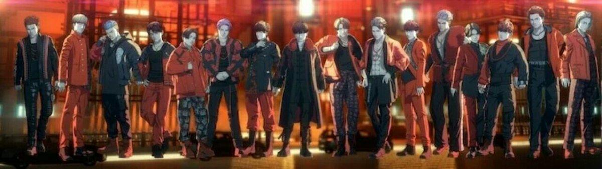 """Anggota Jr.EXILE Berkolaborasi pada Proyek """"Realitas Campuran"""" Battle of Tokyo dari LDH Japan dengan Anime dan Game 3"""