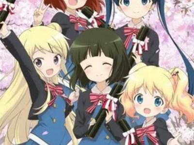 Video Teaser Film Anime Kin-iro Mosaic Memperdengarkan Lagu Tema dari Rhodanthe* 44