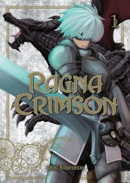 Manga Ragna Crimson Mendekati 'Pertarungan Terakhir' 1